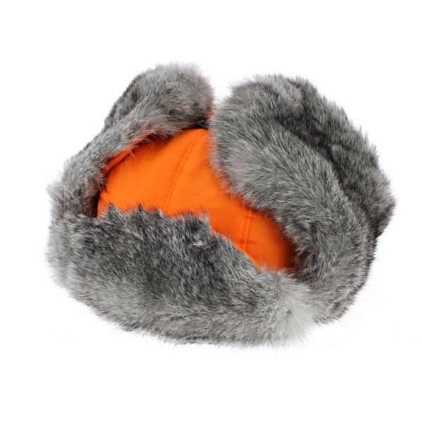 Chapka Waldek orange