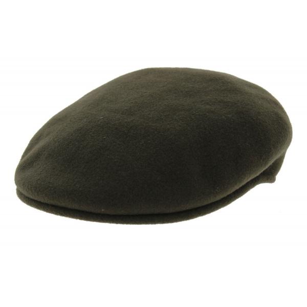 casquette Kangol Wool 504 Loden