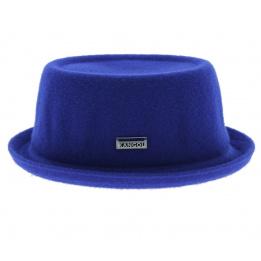 PorkPie Wool Mowbray Bleu - Kangol