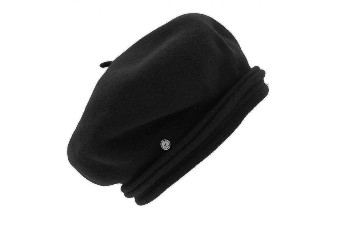 beret chopin laulh re noir boutique traclet. Black Bedroom Furniture Sets. Home Design Ideas