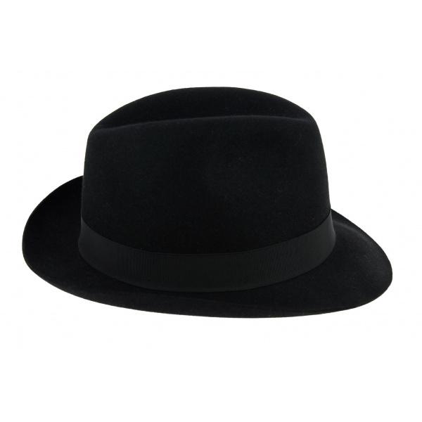 borsalino chapeau borsalino classique chapeau feutre. Black Bedroom Furniture Sets. Home Design Ideas