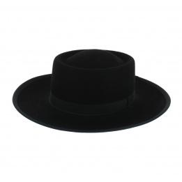 Chapeau feutre auvergnat