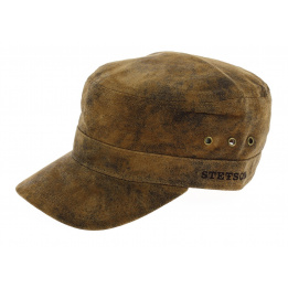 Casquette Army Camel Minnesota Raymore - Stetson