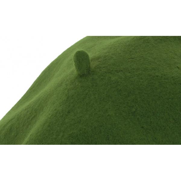 Béret vert olive