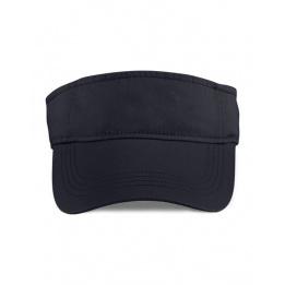 Casquette visière  - Coton noir