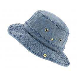 Bob Omaru  Coton Bleu Délavé - Broner Hats