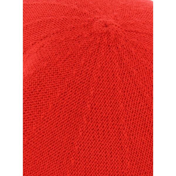 Beret coton Rouge