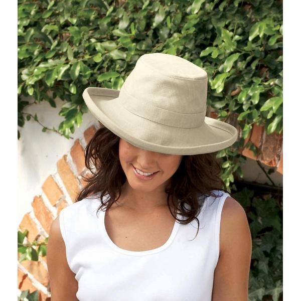Le chapeau Tilley TH8