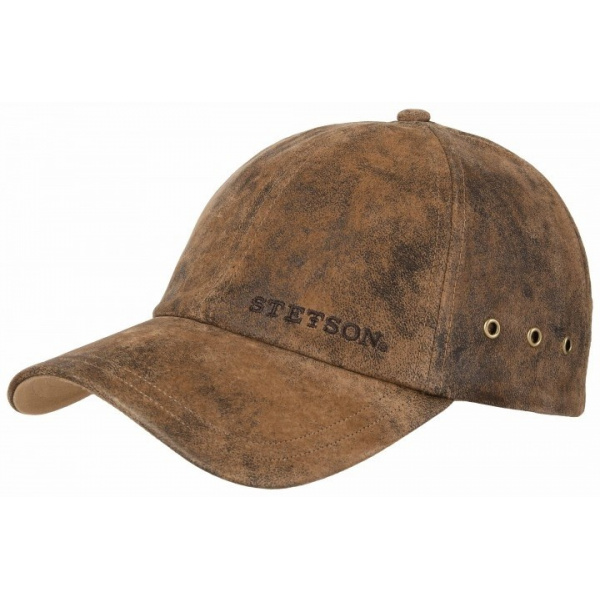 Casquette Rawlins Wyoming Pign Skin Stetson