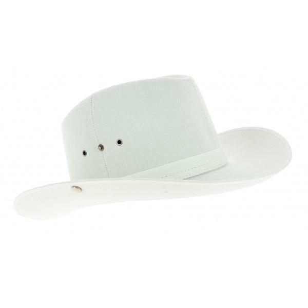 Chapeau camarguais PAMPA Blanc - Traclet