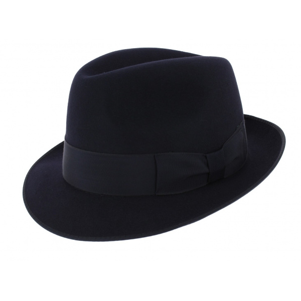 Chapeau Fédora Petit Bords Style Blues Brother - Fléchet