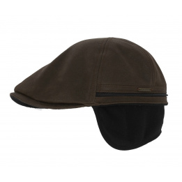 Redding leather stetson cap ear cover
