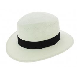 Chapeau Panama Las Perlas Blanc - City Sport