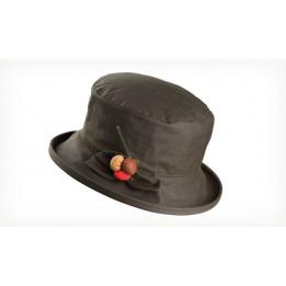 Chapeau de pluie Berry Wax - Olney