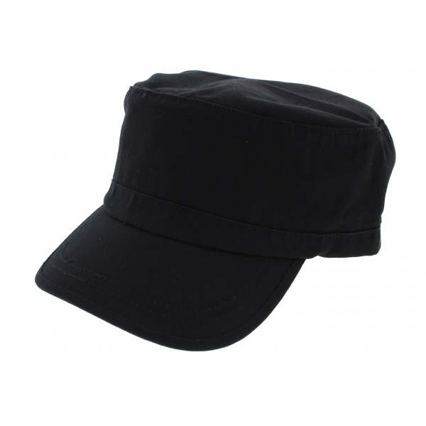 Casquette Army Coton Noir - Beechfield