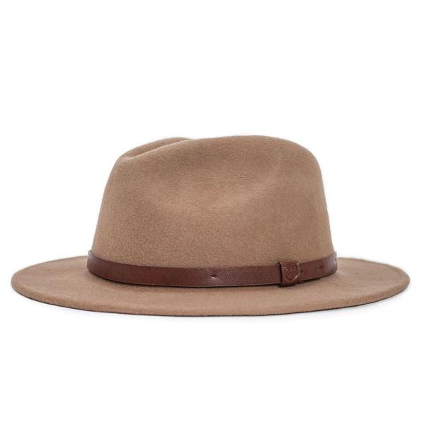 Chapeau Messer Brixton Camel