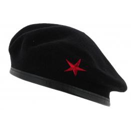 Beret Che Guevara étoile rouge