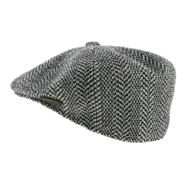 Casquette béret Wool Herringbone - Kangol