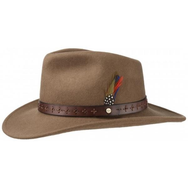 Chapeau Oklahoma woolfelt Stetson
