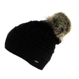 Bonnet noir Aylin Lux MÜ - Eisbär