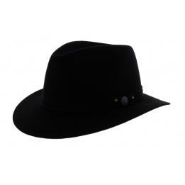 Chapeau traveller noir - Benete