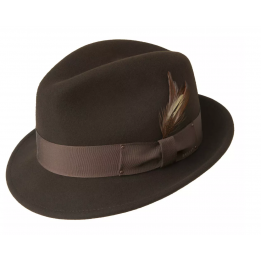 Chapeau tino Marron Trilby Bailey