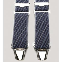 Bretelle harnais fantaisie bleu