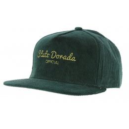 Casquette Strapback Dorado Coton Vert - Official