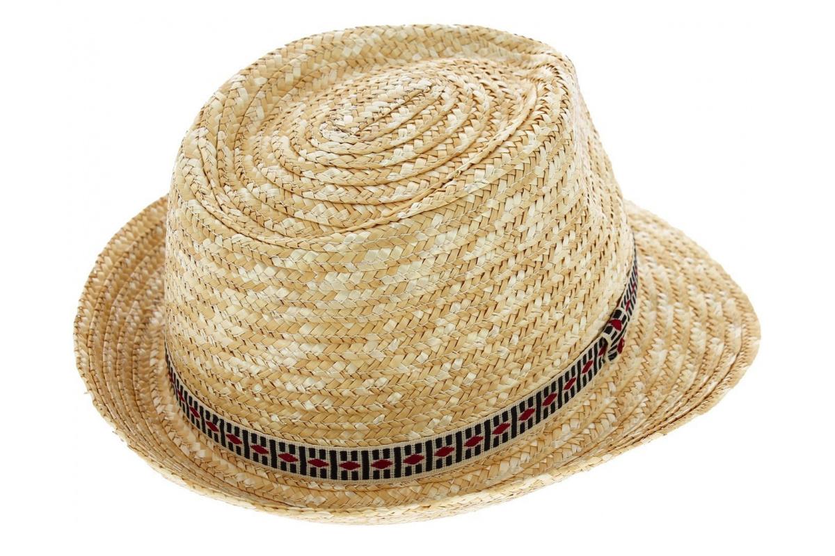chapeau de paille denver naturel chapeau traclet. Black Bedroom Furniture Sets. Home Design Ideas