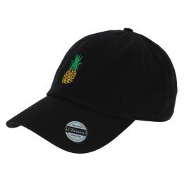 Casquette Baseball Strapback Pineapple Coton - Kbethos