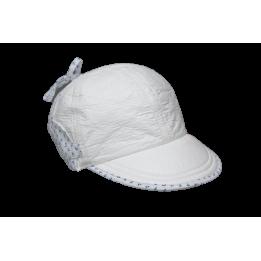 Casquette bébé « Chloé » avec protège-oreilles anti-UV