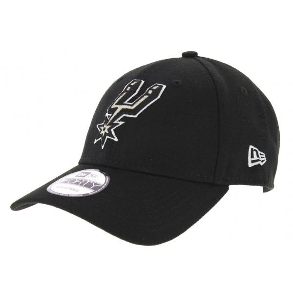 Casquette Strapback Spurs League NBA Noir - New Era