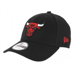 Casquette Strapback Bulls League NBA Noir - New Era