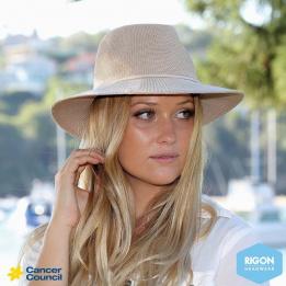 Chapeau Traveller Manish Style Beige - Rigon Headwear