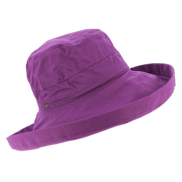 Chapeau Styleno - Scala - Prune