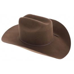 Chapeau Cowboy Cattleman Feutre Laine - Stetson