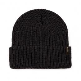Bonnet tricot Heist  Noir - Brixton