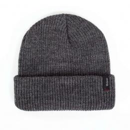 Bonnet tricot Heist  gris - Brixton