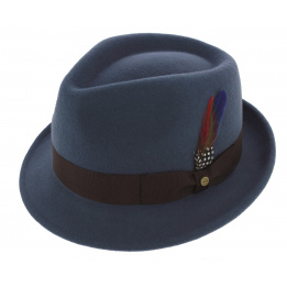 Richmond  hat Grey Trilby Stetson