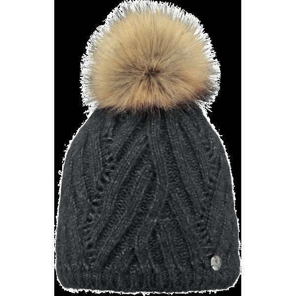 Bonnet pompon Serenity Gris- Barts