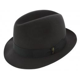 Chapeau Borsalino Blues Brothers gris