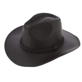 Chapeau cuir Mendota Buffalo stetson