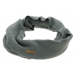 Echarpe Snood The Julietta Eternity Gris - Coal