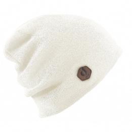 Bonnet marius tombant Le Drapo - Crème