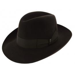 Chapeau Borsalino - marron
