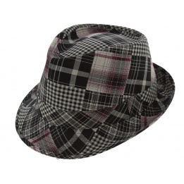 Chapeau Trilby Pitch Coton - Aussie Apparel