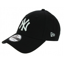 Véritable Casquette Baseball New-York Noir - New Era