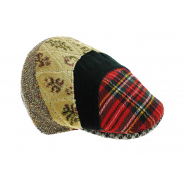 Casquette Patchwork - Fabrication Italienne