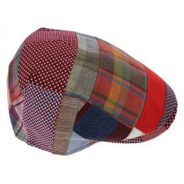 Casquette Patchwork Treasure Coton - Traclet