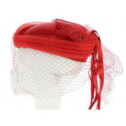 Chapeau Prestige au couleur du Moulin Rouge